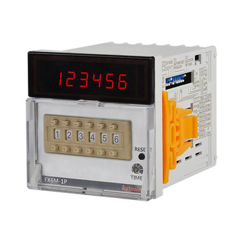 Autonics Controllers Counter & Timer Digital Switch FX SERIES FX6M-1P4 (A1000000175)