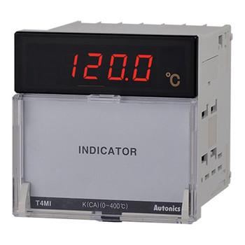 Autonics Controllers Temperature Controllers Indicator T4MI SERIES T4MI-N4NRFC-N (A1500000213)