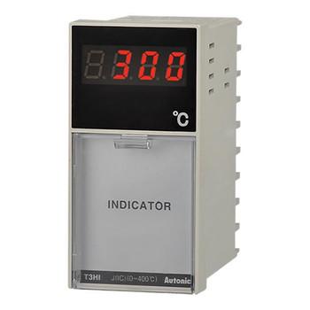 Autonics Controllers Temperature Controllers Indicator T3HI SERIES T3HI-N4NKAC-N (A1500000219)