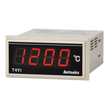 Autonics Controllers Temperature Controllers Indicator T4YI SERIES T4YI-N4NP0C-N (A1500000186)
