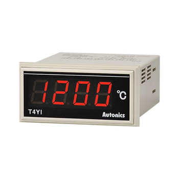 Autonics Controllers Temperature Controllers Indicator T4YI SERIES T4YI-N4NJ5C-N (A1500000190)