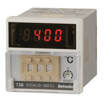 Autonics Controllers Temperature Controllers Digital Switch T3S SERIES T3S-B4RJ2C-N (A1500000249)