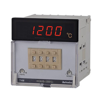 Autonics Controllers Temperature Controllers Digital Switch T4M SERIES T4M-B4RP4C-N (A1500000295)