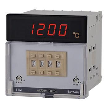 Autonics Controllers Temperature Controllers Digital Switch T4M SERIES T4M-B4CRFC-N (A1500000329)