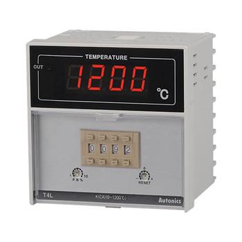 Autonics Controllers Temperature Controllers Digital Switch T4L SERIES T4L-B4RP4C-N (A1500000377)
