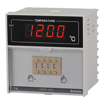 Autonics Controllers Temperature Controllers Digital Switch T4L SERIES T4L-B4CRFC-N (A1500000411)