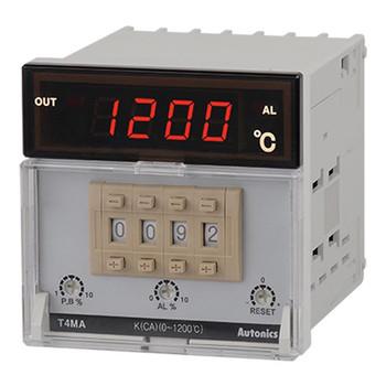Autonics Controllers Temperature Controllers Alarm Output T4MA SERIES T4MA-B4RJ4C-N (A1500000425)