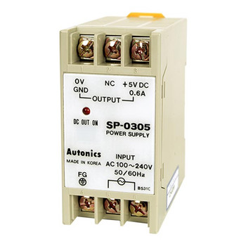 Autonics Controllers Power Supply Din-Rail SP SERIES SP-0305 (A1200000013)