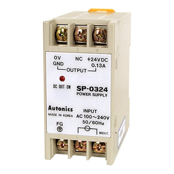Autonics Controllers Power Supply Din-Rail SP SERIES SP-0324 (A1200000015)