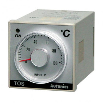 Autonics Controllers Temperature Controllers Analog TOS SERIES TOS-B4RK3C (A1500000033)