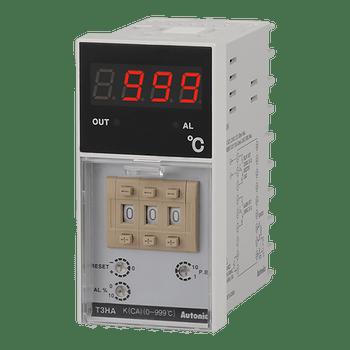 Autonics Controllers Temperature Controllers Alarm Output T3HA SERIES T3HA-B4RJ4C-N (A1500000463)