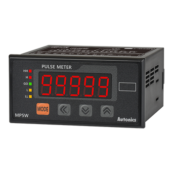 Autonics Controllers Pulse Meters Multi Pulse Meter MP5W SERIES MP5W-42 (A1300000119)