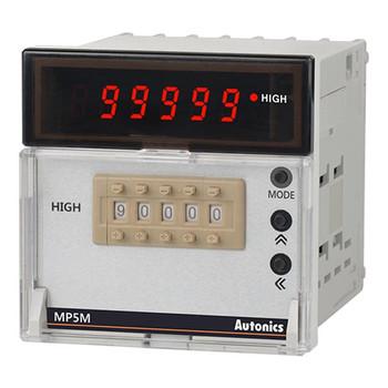 Autonics Controllers Pulse Meters Multi Pulse Meter MP5M SERIES MP5M-21 (A1300000151)