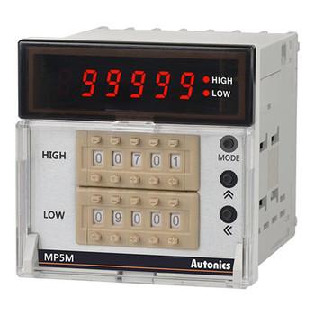 Autonics Controllers Pulse Meters Multi Pulse Meter MP5M SERIES MP5M-22 (A1300000152)