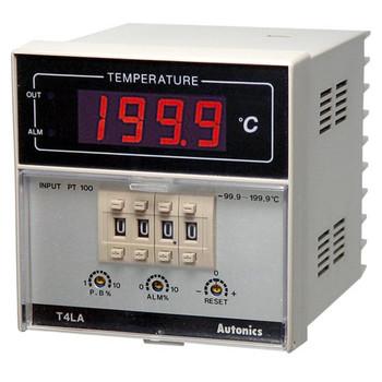 Autonics Controllers Temperature Controllers Alarm Output T4LA SERIES T4LA-B4CKCC-N (A1500000525)