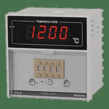 Autonics Controllers Temperature Controllers Alarm Output T4LA SERIES T4LA-B4SRFC-N (A1500000529)