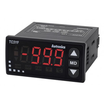 Autonics Controllers Temperature Controllers Freezing/Defrost TC3YF SERIES TC3YF-14R (A1500000989)