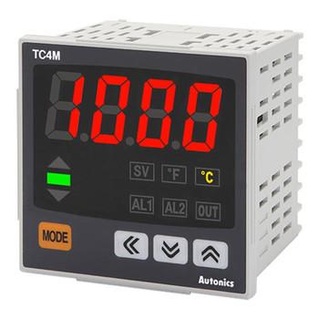 Autonics Controllers Temperature Controllers TC4M SERIES TC4M-22R (A1500001072)