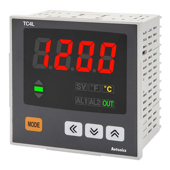 Autonics Controllers Temperature Controllers TC4L SERIES TC4L-N2N (A1500001093)