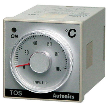 Autonics Controllers Temperature Controllers Analog TOS SERIES TOS-B4SP1C (A1500000003)