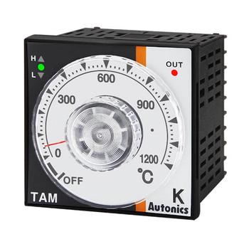 Autonics Controllers Temperature Controllers Analog TAM SERIES TAM-B4RKCC (A1500002662)