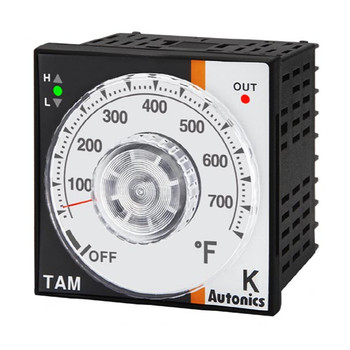 Autonics Controllers Temperature Controllers Analog TAM SERIES TAM-B4RK4F (A1500002665)