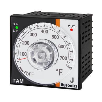 Autonics Controllers Temperature Controllers Analog TAM SERIES TAM-B4RJ4F (A1500002686)