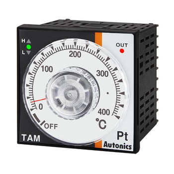 Autonics Controllers Temperature Controllers Analog TAM SERIES TAM-B4RP4C (A1500002696)