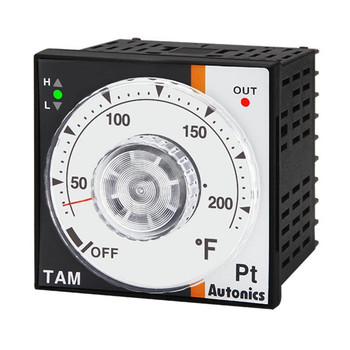 Autonics Controllers Temperature Controllers Analog TAM SERIES TAM-B4RP1F (A1500002698)