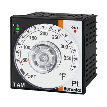Autonics Controllers Temperature Controllers Analog TAM SERIES TAM-B4RP2F (A1500002699)