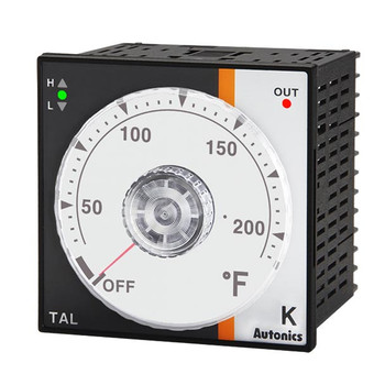 Autonics Controllers Temperature Controllers Analog TAL SERIES TAL-B4SK1F (A1500002727)
