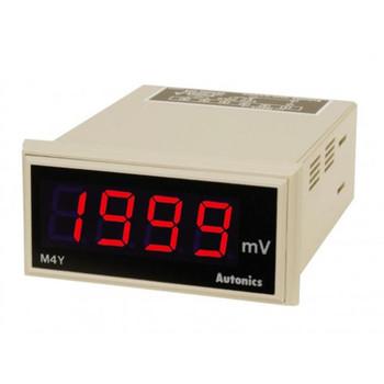 Autonics Controllers Panel Meters M4Y SERIES M4Y-AV-2 (A1550000052)