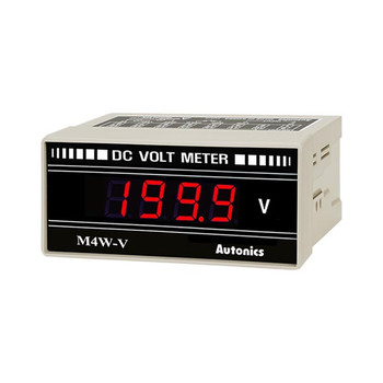 Autonics Controllers Panel Meters M4W SERIES M4W-DV-4 (A1550000100)
