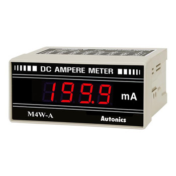 Autonics Controllers Panel Meters M4W SERIES M4W-DA-4 (A1550000106)