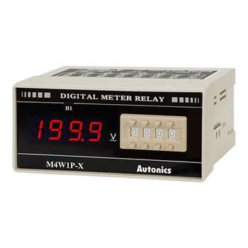 Autonics Controllers Panel Meters M4W1P SERIES M4W1P-AV-XX (A1550000177)