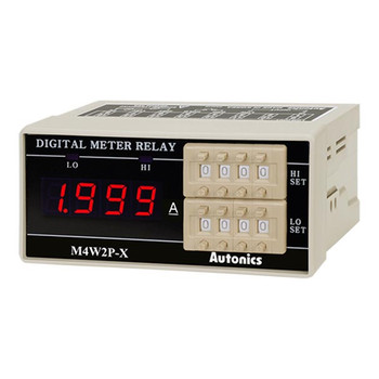 Autonics Controllers Panel Meters M4W2P SERIES M4W2P-DA-5 (A1550000230)