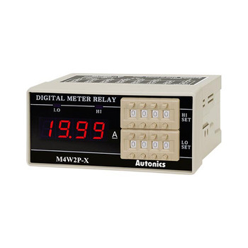 Autonics Controllers Panel Meters M4W2P SERIES M4W2P-DA-6 (A1550000231)