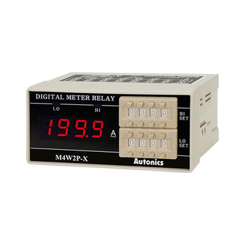 Autonics Controllers Panel Meters M4W2P SERIES M4W2P-AA-5 (A1550000251)