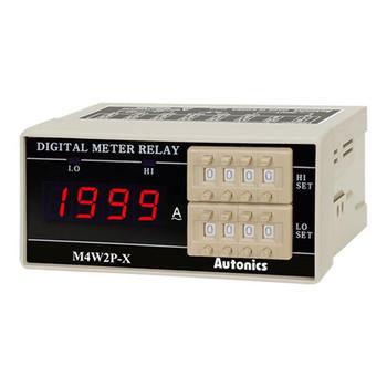 Autonics Controllers Panel Meters M4W2P SERIES M4W2P-AAR-6 (A1550000259)