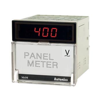 Autonics Controllers Panel Meters M4M SERIES M4M-AV-6 (A1550000276)