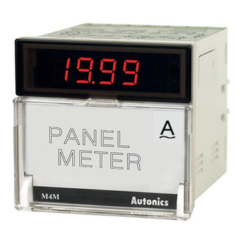 Autonics Controllers Panel Meters M4M SERIES M4M-AA-XX (A1550000279)