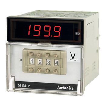 Autonics Controllers Panel Meters M4M1P SERIES M4M1P-DV-4 (A1550000287)