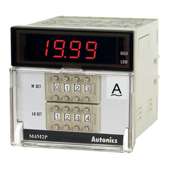 Autonics Controllers Panel Meters M4M2P SERIES M4M2P-AA-4 (A1550000308)