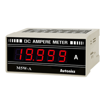Autonics Controllers Panel Meters M5W SERIES M5W-DA-6 (A1550000324)