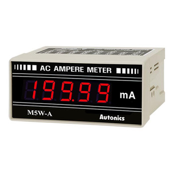 Autonics Controllers Panel Meters M5W SERIES M5W-AA-2 (A1550000334)