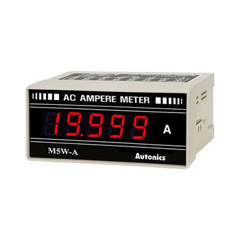 Autonics Controllers Panel Meters M5W SERIES M5W-AA-4 (A1550000336)