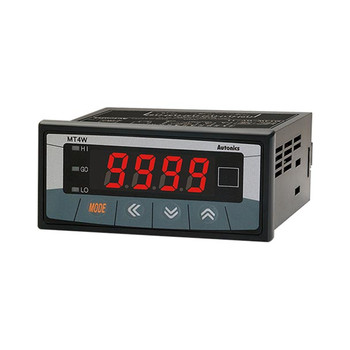 Autonics Controllers Panel Meters Multi Panel Meter MT4W SERIES MT4W-DV-44 (A1550000401)