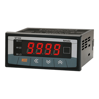 Autonics Controllers Panel Meters Multi Panel Meter MT4W SERIES MT4W-AA-42 (A1550000433)