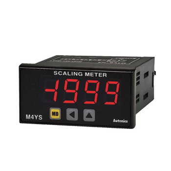 Autonics Controllers Panel Meters Scaling Meter M4YS SERIES M4YS-NA (A1550000443)