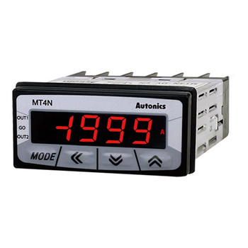 Autonics Controllers Panel Meters Multi Panel Meter MT4N SERIES MT4N-AA-EN (A1550000524)